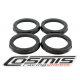 Cosmis R1 Black Chrome 18×9.5 +35 5×112