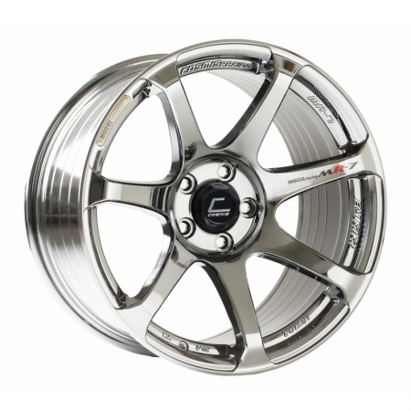 Cosmis MR7 Black Chrome 18×10 +25 5×114.3