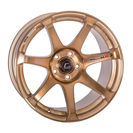 Cosmis MR7 Hyper Bronze 18x9 +25 5x100