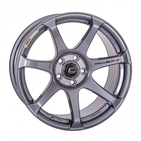 Cosmis MR7 Gunmetal 18×9 +25 5×114.3