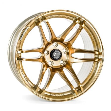 Cosmis MRII Hyper Bronze 18x9.5 +15 5x114.3