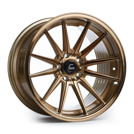 Cosmis R1 Hyper Bronze 18×10.5 +30 5×114.3