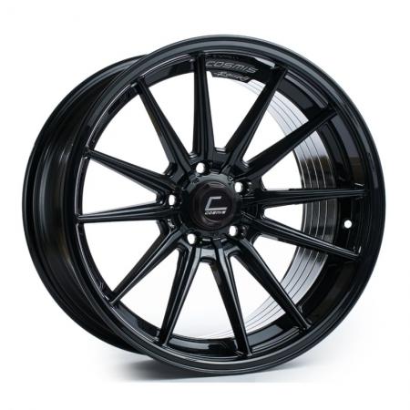 Cosmis R1 Black 18×8.5 +35 5×120