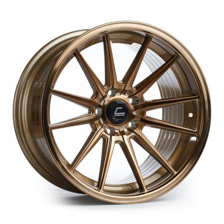 Cosmis R1 Hyper Bronze 18×9.5 +35 5×114.3