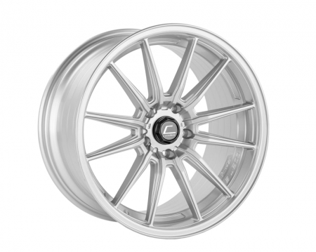Cosmis R1 Silver 18×10.5 +32mm Offset 5×100