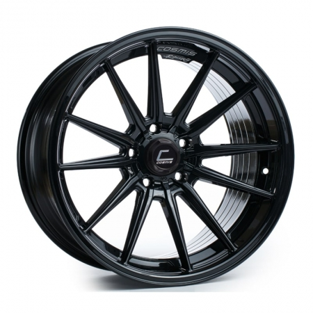 Cosmis R1 Black 18×8.5 +35 5×114.3