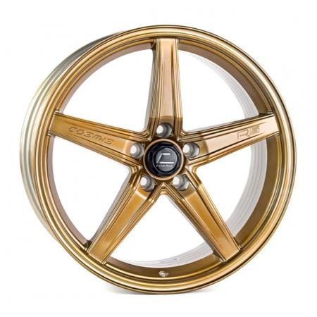 Cosmis R5 Hyper Bronze 18×8.5 +40 5×108