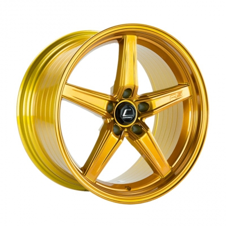 Cosmis R5 Hyper Gold 18×9.5 +12 5×114.3