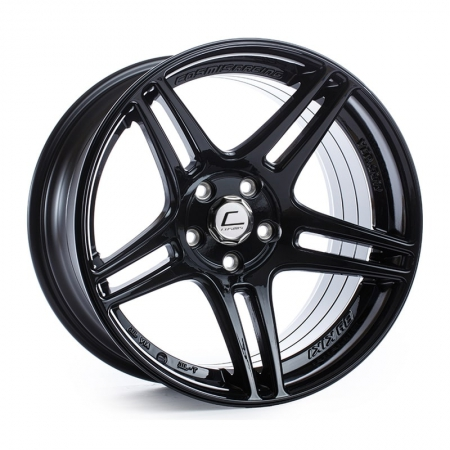 Cosmis S5R Black 17×10 +22 5×114.3