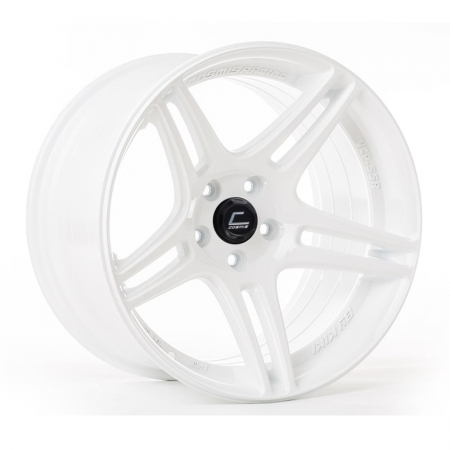 Cosmis S5R White 17×9 +22 5×114.3