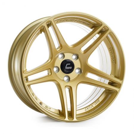 Cosmis S5R Gold 18×10.5 +20 5×114.3