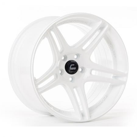 Cosmis S5R White 18×10.5 +20 5×114.3