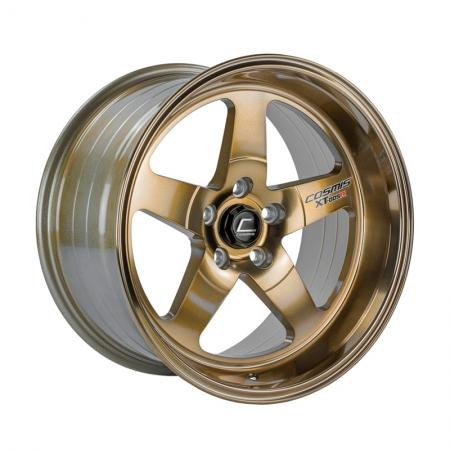 Cosmis XT005R Hyper Bronze 18×10 +20 5×114.3