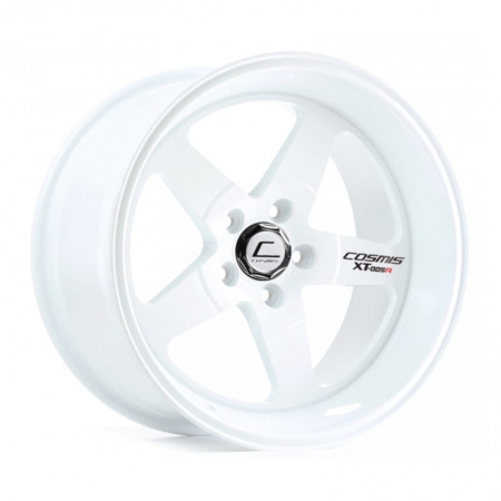 Cosmis XT005R White 18×10 +20 5×114.3