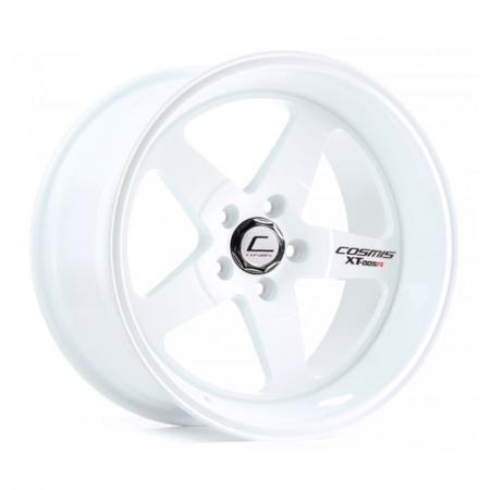 Cosmis XT005R White 18×10 +20 5×120