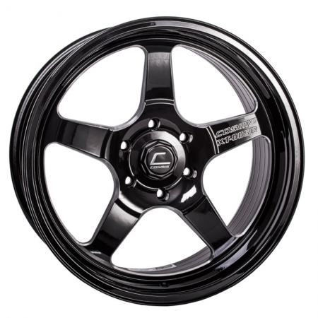 Cosmis XT005R Black with Milled Spokes 20×9.5 +15 6×139.7