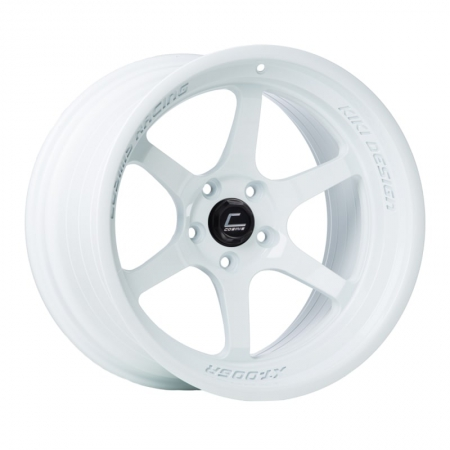 Cosmis XT006R White 18×11 +8 5×114.3