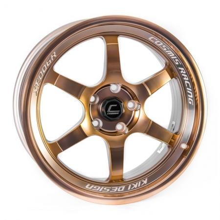 Cosmis XT006R Hyper Bronze 18×9 +30 5×100