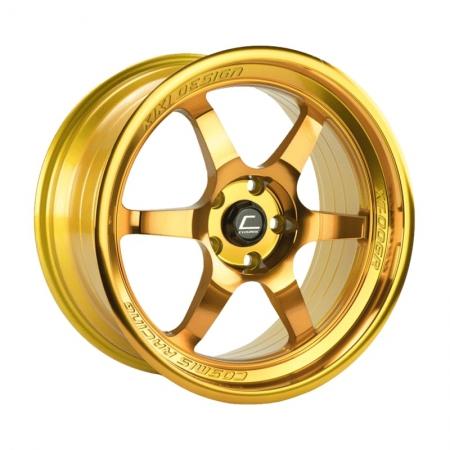 Cosmis XT006R Hyper Gold 18×9 +30 5×114.3