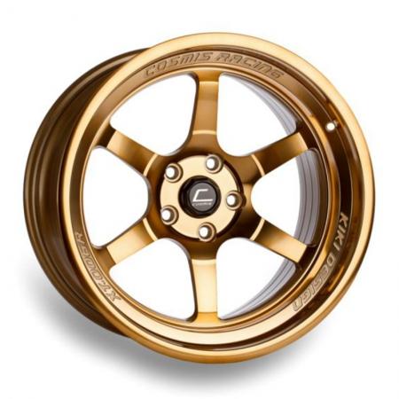 Cosmis XT006R Hyper Bronze 18×9.5 +10 5×114.3