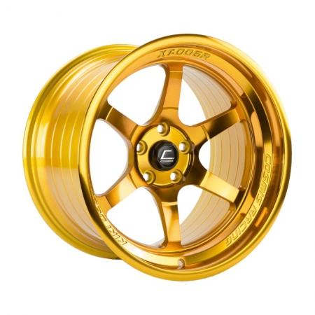 Cosmis XT006R Hyper Gold 18×9.5 +10 5×114.3