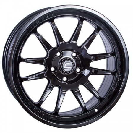 Cosmis XT206R Black 17×8 +30 5×100