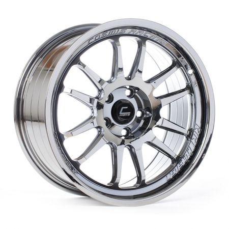 Cosmis XT206R Black Chrome 17×8 +30 5×100