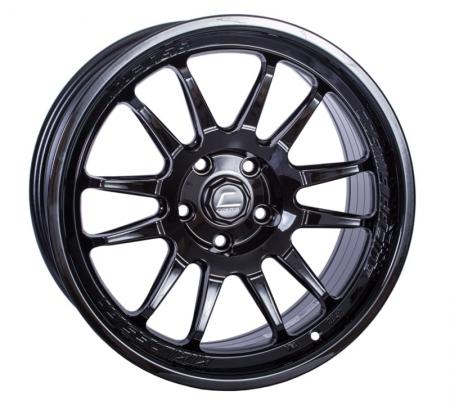 Cosmis XT206R Black 17×8 +30 5×114.3