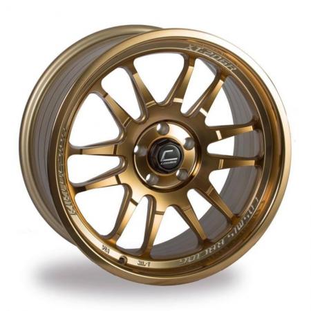 Cosmis XT206R Hyper Bronze 17×8 +30 5×114.3