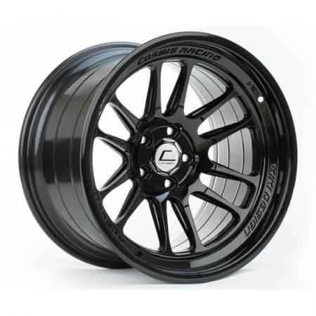 Cosmis XT206R Black 17×9 +5 5×114.3