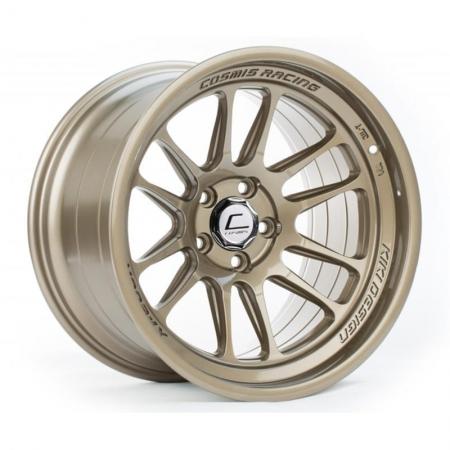 Cosmis XT206R Bronze 17×9 +5 5×114.3