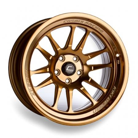 Cosmis XT206R Hyper Bronze 17×9 +5 5×114.3