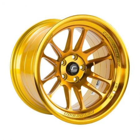 Cosmis XT206R Hyper Gold 17×9 +5 5×114.3