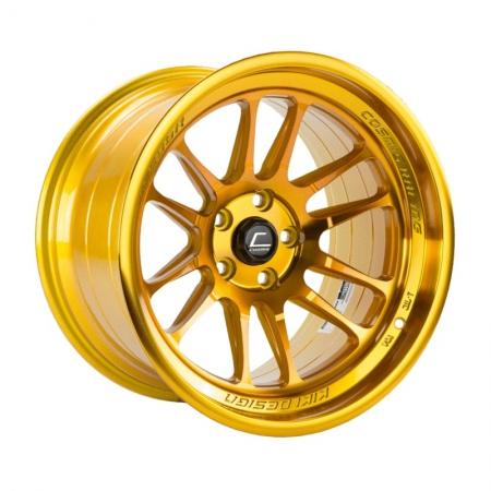 Cosmis XT206R Hyper Gold 18×11 +8 5×114.3