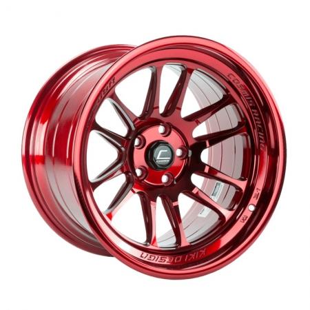 Cosmis XT206R Hyper Red 18×11 +8 5×114.3