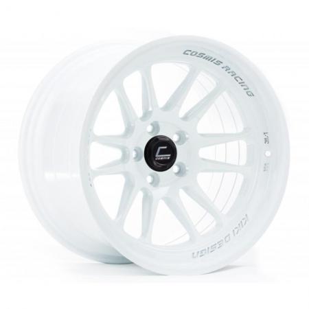 Cosmis XT206R White 18×11 +8 5×114.3
