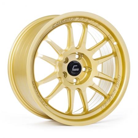 Cosmis XT206R Gold 17×8 +30 5×100