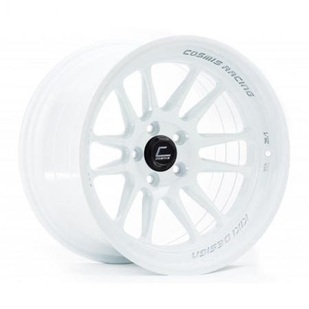 Cosmis XT206R White 18×9.5 +10 5×114.3