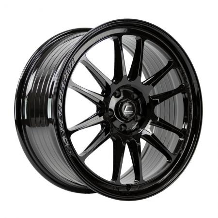 Cosmis XT206R Black 20×10.5 +45 5×114.3