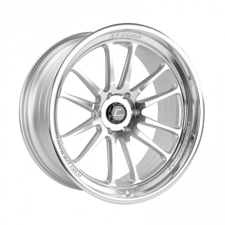 Cosmis XT-206R Silver w/ Machined Face 22×10 +0 6×139.7